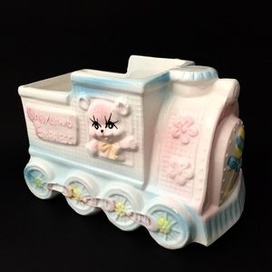 MY-NEIL Babyland Express Train Planter Nursery